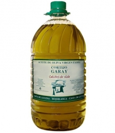 Cortijo Garay Hojiblanco - Bidon PET 5 l.