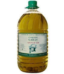 Cortijo Garay Hojiblanco 5 l.- PET bottle