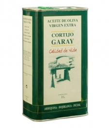 Cortijo Garay Coupage - Tin 3 l.