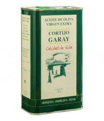 Cortijo Garay Coupage - Tin 3 l.