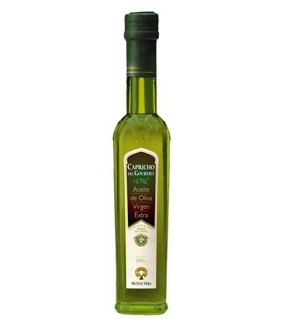 Capricho del Gourmet Sierra de Cádiz - botella vidrio 250 ml.