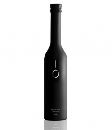 iO - botella vidrio 500 ml.