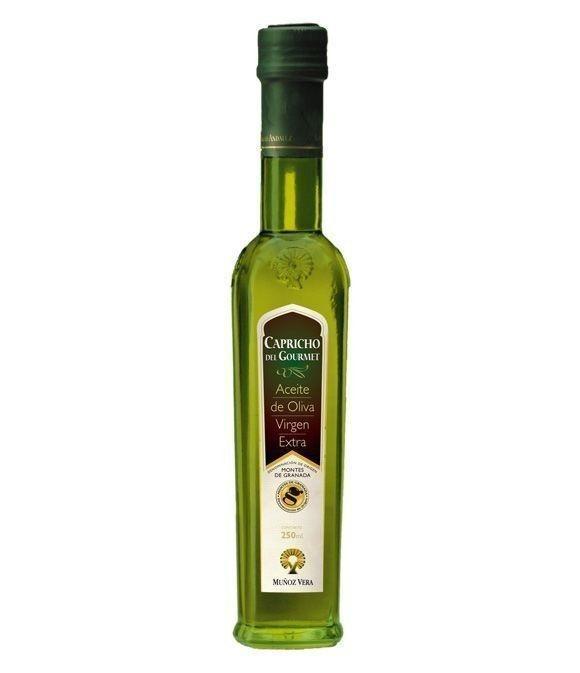 Capricho del Gourmet Montes de Granada - botella vidrio 250 ml.