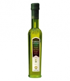 Capricho del Gourmet - Sierra de Cazorla - botella vidrio 25 cl.