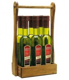 Capricho Andaluz Especialidades - aceitera especialidades 6 botellas