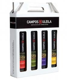 Campos de Uleila - Etui von 4 flaschen 250 ml. Monovarietal