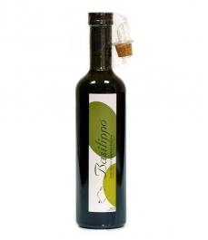 Basilippo Gourmet Arbequino de 500 ml. - Botella Vidrio 500 ml.