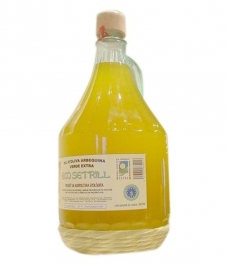 Eco Setrill - Glass bottle 3 l.