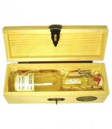 Eco Setrill - cofre con botella vidrio 100 ml.