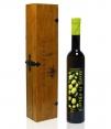 Cortijo la Torre 500 ml más estuche madera- Botella vidrio 500 ml.
