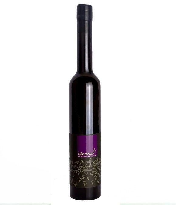 Oleura - botella vidrio 500 ml.