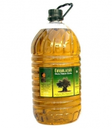 Consolación - garrafa pet 5 l.