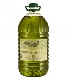 "Cortijo de Meca ""Primeros Días de Campaña 2011 / 2012"" - garrafa pet 5 l."