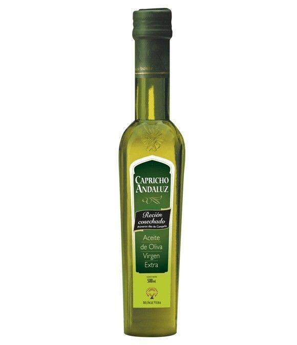 Capricho Andaluz Recién cosechado - botella vidrio 500 ml.