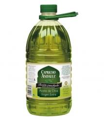 Capricho Andaluz - Recién cosechado - garrafa pet 3 l.