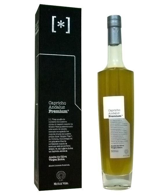 Capricho Andaluz Premium - botella vidrio 500 ml.