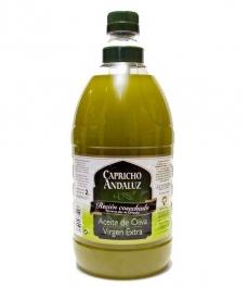 Capricho Andaluz - Recién cosechado - botella pet 2 l.