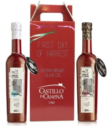 Castillo de Canena First Day of Harvest - Cardbox of 2 bottles