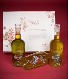 Castillo de Canena Horizontal Tasting - Box of 3 bottles of 375 ml.