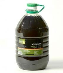 Vivarium - PET bottle 5 l.