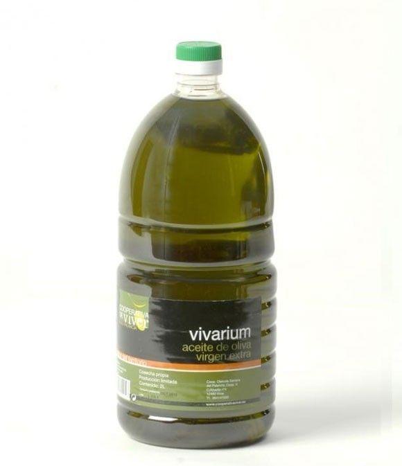 Vivarium - Garrafa PET 2 l.