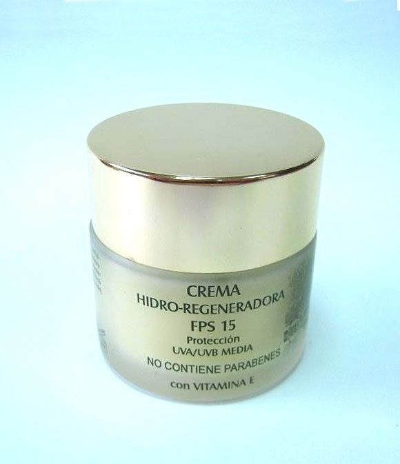 Crema regeneradora Olea Nature - Tarro 50 ml.
