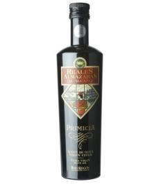 Primicia de Reales Almazaras de Alcañiz - botella vidrio 50 cl.