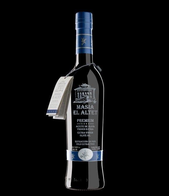 Masía el Altet PREMIUM - botella vidrio 500 ml.