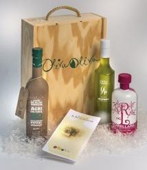 Caja regalo Gourmet - 3 Ecológicos Premium