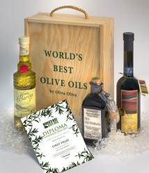 Caja regalo Gourmet - 3 Mejores del Mundo 2015