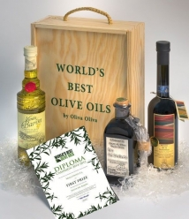 Gourmet Gift Box - 3 Best in the World 2015