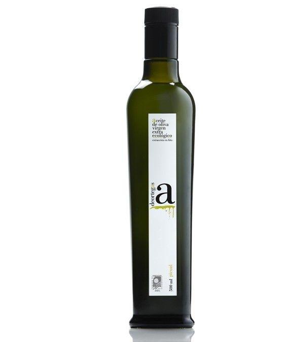 Deortegas Picual - botella vidrio 500 ml.