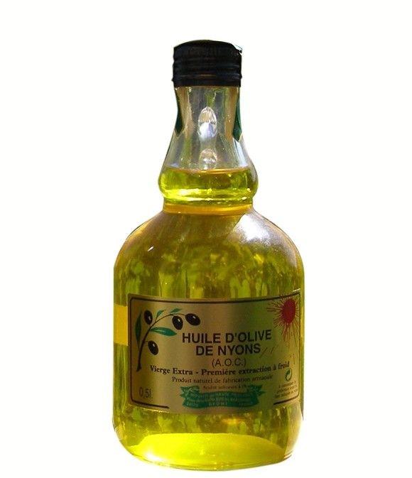 Huile d´olive de Nyons - botella vidrio 500 ml.