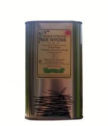 Huile d´olive de Nyons - lata 500 ml.