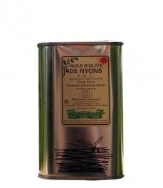 Huile d´olive de Nyons - lata 250 ml.