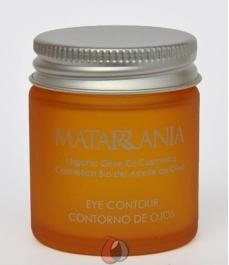 Crema para Contorno de Ojos - tarro cristal 30 ml.