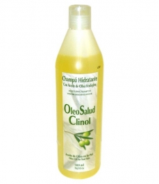 Moisturizing shampoo - Bottle 200 ml.