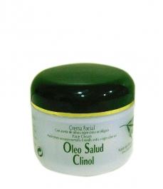 Crème pour le visage - Pot en verre 50 ml.