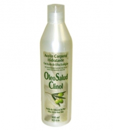 Body oil - Bottle 200 ml.
