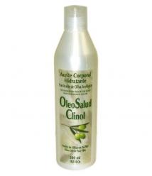 Body oil - Bottle 200 ml.