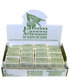 Jabón Casero Artesano - pastilla 135 gr.
