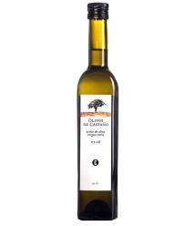 Olivos de Castaño - botella vidrio 50 cl.