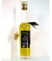 """Aromas del Camino """"a la naranja"""" - botella vidrio 250 ml."""