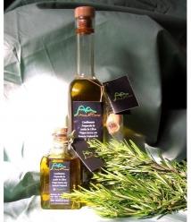 "Aromas del Camino ""a la albahaca"" - botella vidrio 250 ml."