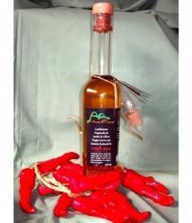 """Aromas del Camino """"a la guindilla"""" - botella vidrio 25 cl."""