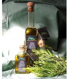 """Aromas del Camino """"al romero"""" - botella vidrio 250 ml."""