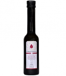 Quince sweet Vinegar Parqueoliva - Balsamic 250 ml.