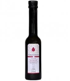 Vinagre Parqueoliva Dulce de Membrillo Balsámico de 250 ml. - Botella de vidrio de 250 ml.