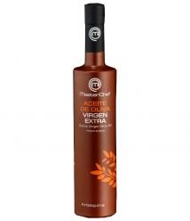Aceites Masterchef Arbequina - botella vidrio 500 ml.