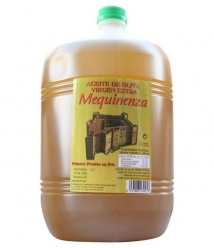 Mequinenza - Garrafa PET 5 l.